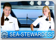 Разработка, создание и дизайн  Сайт Яхтенное агентство Sea-Stewardess